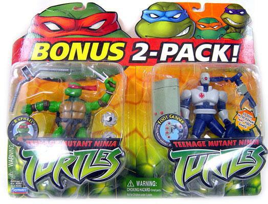 2003 Big Time Toys Teenage Mutant Ninja Turtles RAPHAEL Swim Gear Ages 4 TMNT