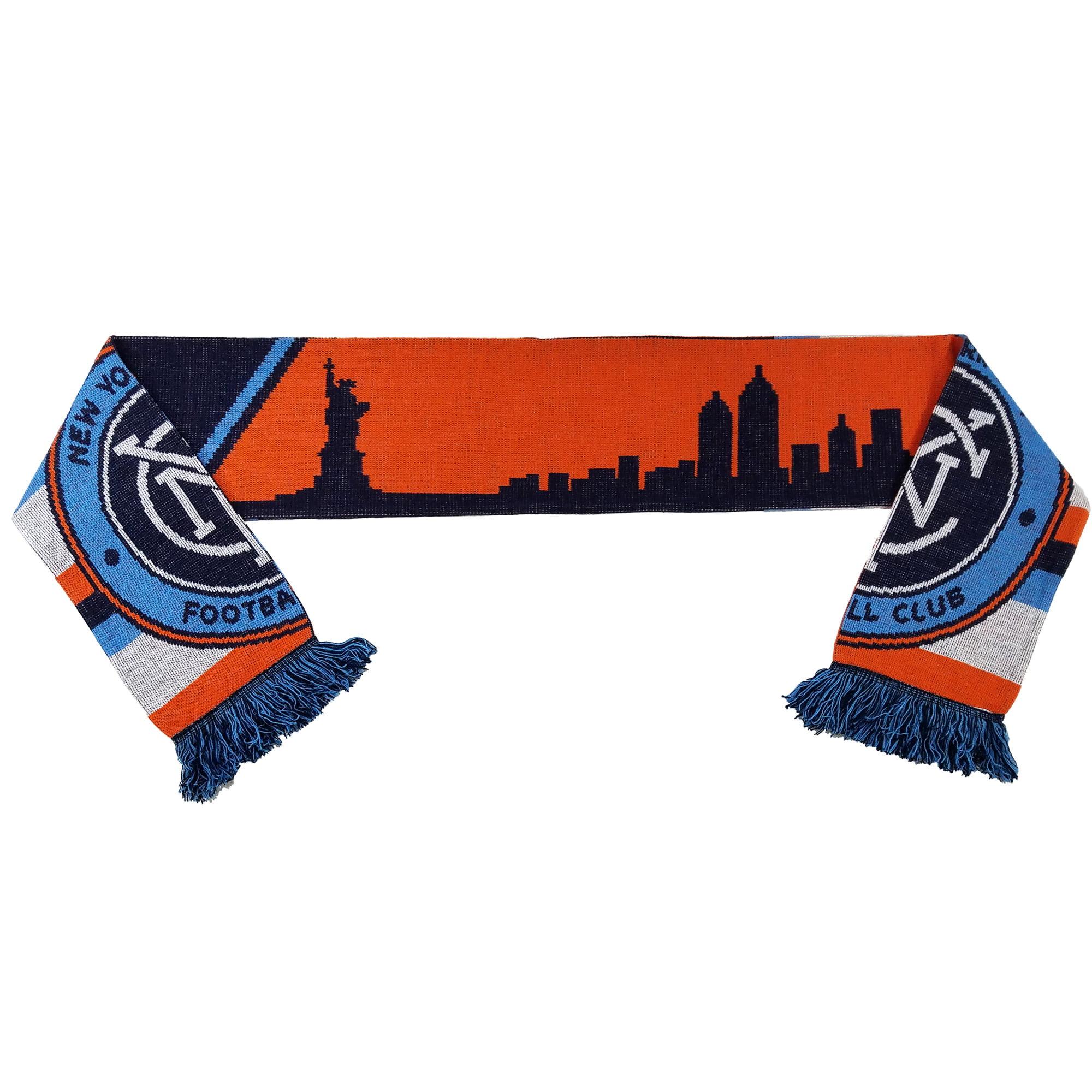 New York City FC City Skyline Scarf - No Size