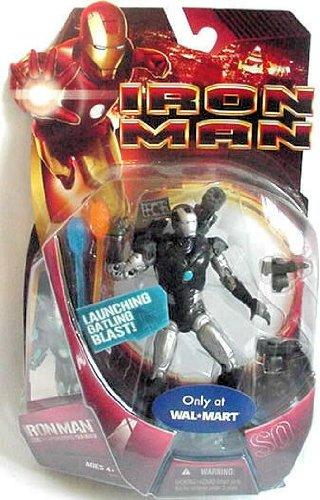 Iron Man Movie Toy Exclusive Action Figure Iron Man [Stealth Operations Suit]