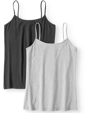 196f82f19e5 Product Image Women's Cami Tank Top, 2 Pack Bundle