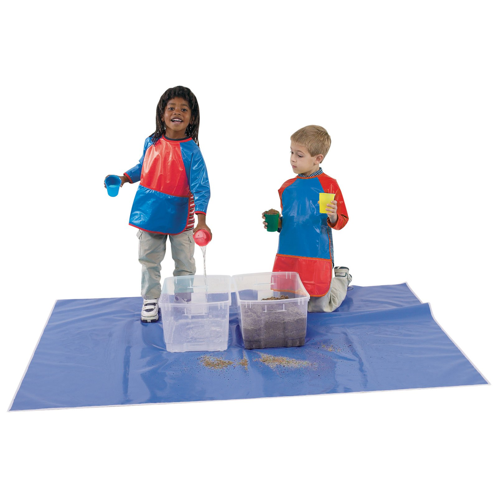Children's Factory Mess 'N Play Splash Mats