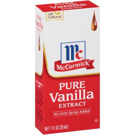 Mccormick Pure Vanilla Extract  1 Fl Oz
