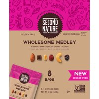 Kars Nuts Second Nature Wholesome Medley 12oz 8ct
