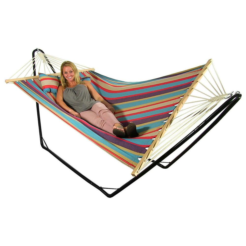 Single person hammock stand