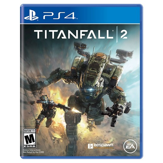 Titanfall 2, Electronic Arts, PlayStation 4, 014633368741