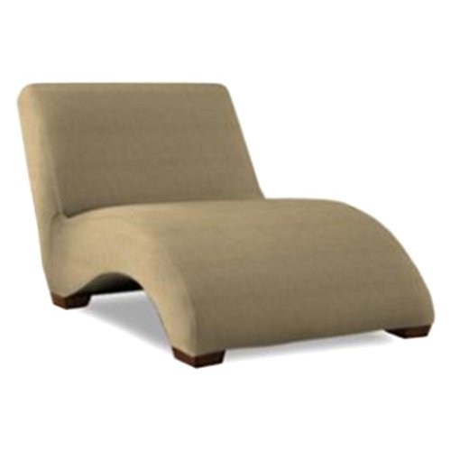 Klaussner Celebration Chaise Lounge Camel Walmart