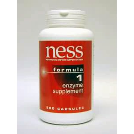 Ness Enzymes, n ° 1 Protein Digest 500 caps