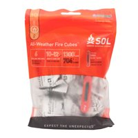 Adventure Medical Kits Sol Fire Cubes W/Striker