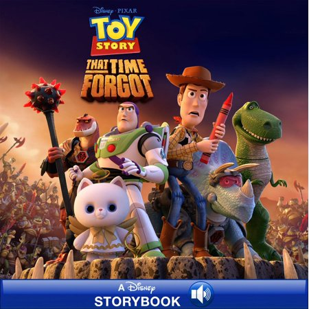 Toy Story That Time Forgot - eBook (Toy Story The Time Forgotten)