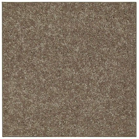 Bright House Solid Color Area Rugs Brown - 2