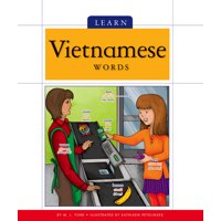 Foreign Language Basics: Learn Vietnamese Words (Hardcover)