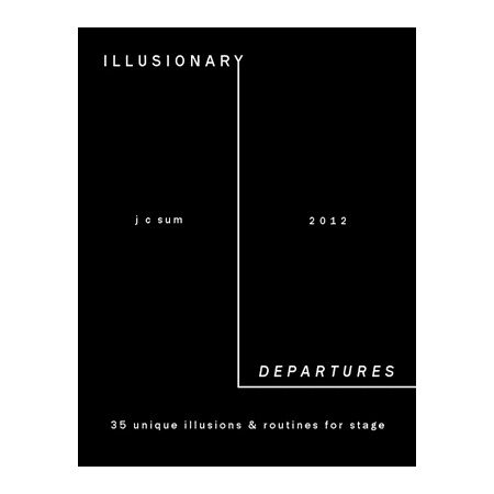 Illusionary Departures by JC Sum - Book - Sumo Dress