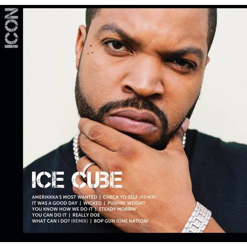 Icon Series: Ice Cube (Edited)
