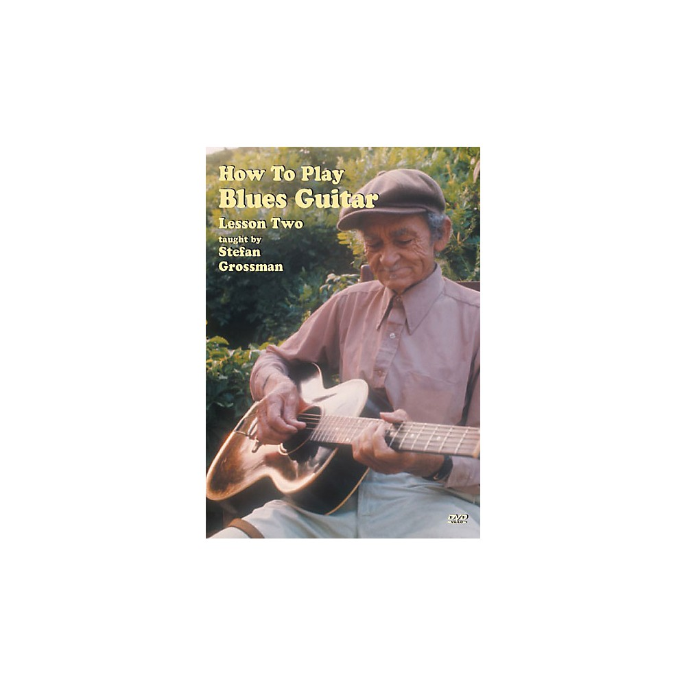 Mel Bay How to Play Blues Guitar DVD, Lesson 2 by