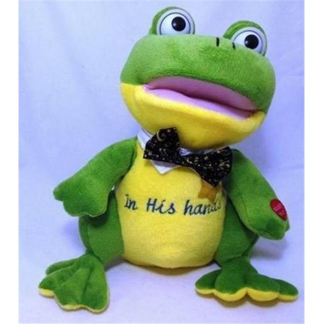 DDI 2122407 Animated, Singing & Dancing Frog, Case of 6