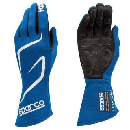 Sparco Racing Gear (Sparco Racing Gloves Land RG-3.1 FIA and SFI 3.3/5 Rated )