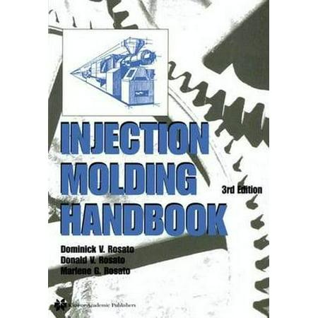 Injection Molding - Injection Molding Handbook - 2 Volume Set by D.V. Rosato