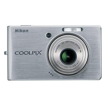 Nikon Coolpix S500 7MP Digital Camera with 3x Optical Vibration Reduction Zoom Nikon Coolpix S500 Memory