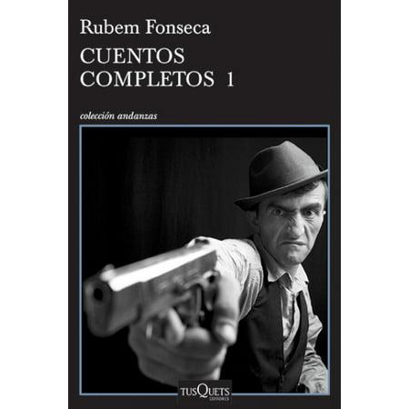 Cuentos Completos 1 (Paperback) (Halloween 1 Film Completo)