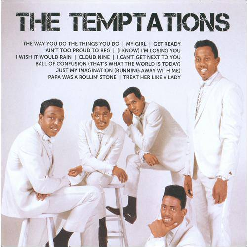 Icon Series: The Temptations