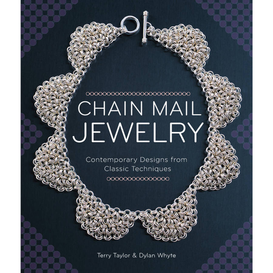 Lark Books Chain Mail Jewelry