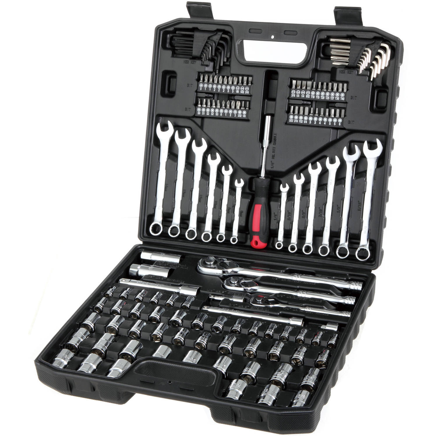 Hyper Tough 141-Piece Multiple Drive Mechanics Tool Set