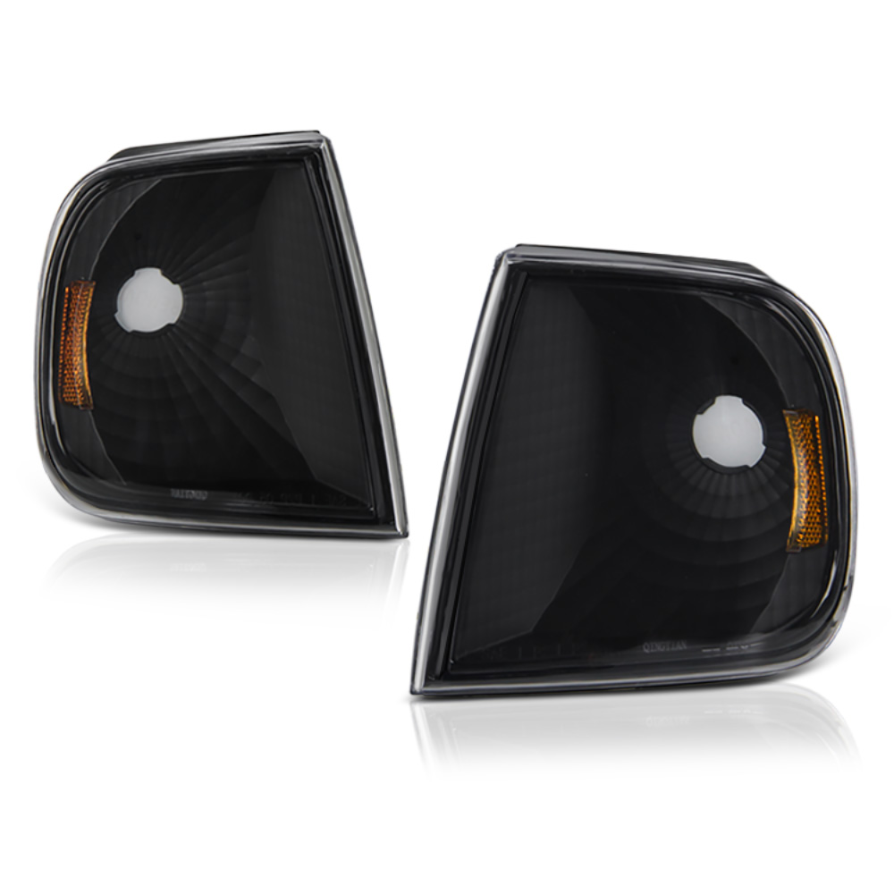VIPMOTOZ Front Turn Signal & Cornering Light Assembly For 1997-2003 Ford F-150