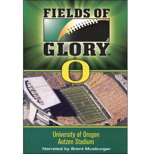 Fields Of Glory: University Of Oregon - Autzen Stadium