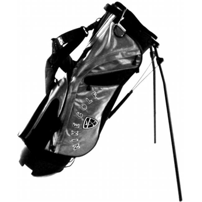 Nike TGBG0076 NIKE JR.EAGLE SILVER GOLF BAG