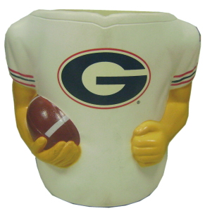 Georgia Bulldogs Jersey Can Cooler