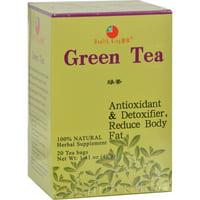 Health King Green Tea, 20 Ct