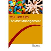 Top 100 Tips for Staff Management - eBook