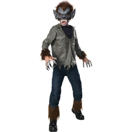 Universal Monsters Boys Wolfman Costume - Monster Costume Men