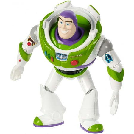 Disney/Pixar Toy Story Figure, 7-inch Posable Buzz Lightyear