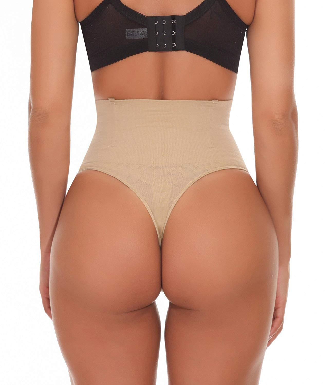 MTENG Womens Body Shaping Pants Control Slim Stomach Corset Shapeware Body Sculpting Tummy Control Underwear Body Panties