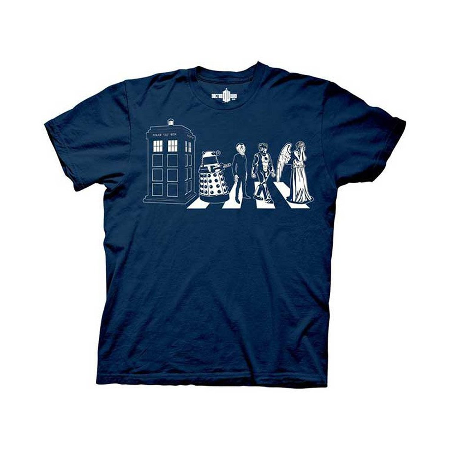 """Dr Who /""""YOU NEVER FORGET YOUR FIRST DOCTOR/"""" Womens T-shirt FREE SHIPPING!"""