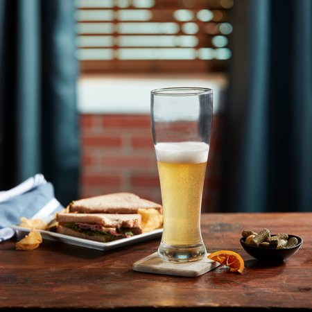 Libbey  Giant Beer 6-piece Wheat Glass Set