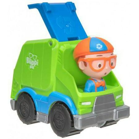 Blippi Garbage Truck Mini Vehicle