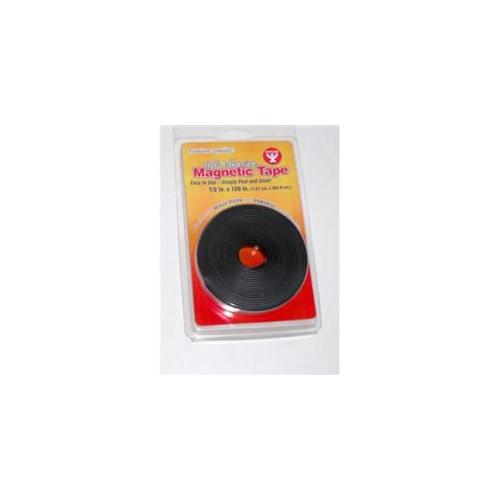 DDI 426668 Self Adhesive Magnetic Tape . 5 inch X 120 inch Case Of 48