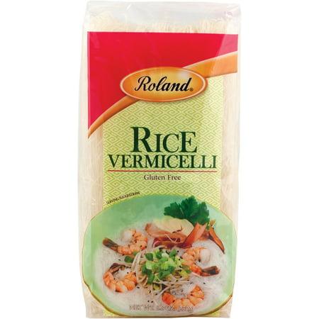 (11 Pack) Roland Gluten Free Rice Vermicelli, 8.8