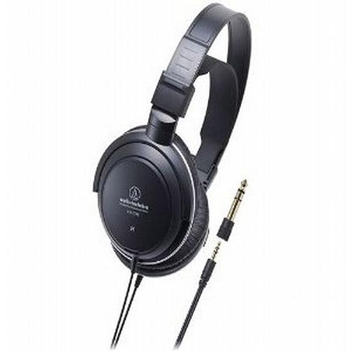 Audio Technica ATH-T200 Monitor Headphones, Black