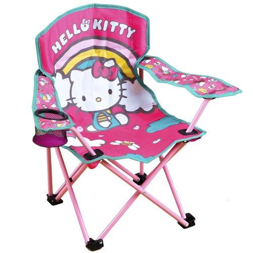 hello kitty kids folding chair - walmart