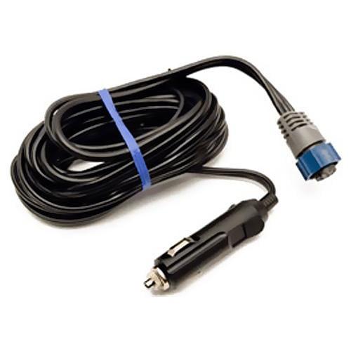 Cable de alimentación de enchufe de Lowrance CA-8 cigarrillos Lowrance 119-10 + Lowrance en Veo y Compro