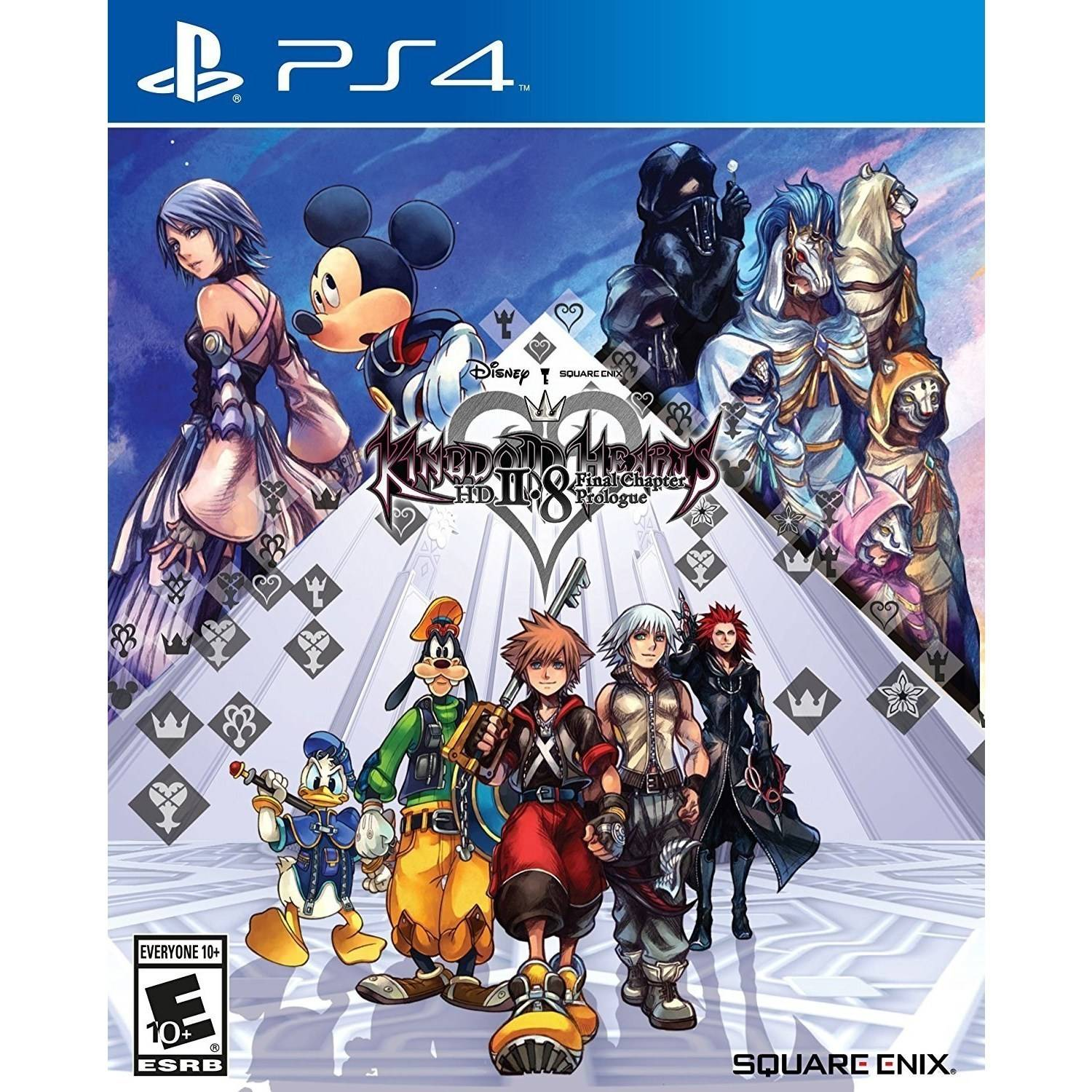 Kingdom Hearts HD 2.8 Final Chapter for PlayStation 4 by Square Enix Co. Ltd