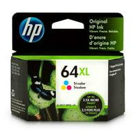HP 64XL Tri-Color Original Ink Cartridge (N9J91AN)