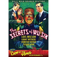 The Secrets of Wu Sin / The Law of the Tong (DVD)