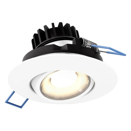 DALS Lighting Round Gimbal Recessed LED Light