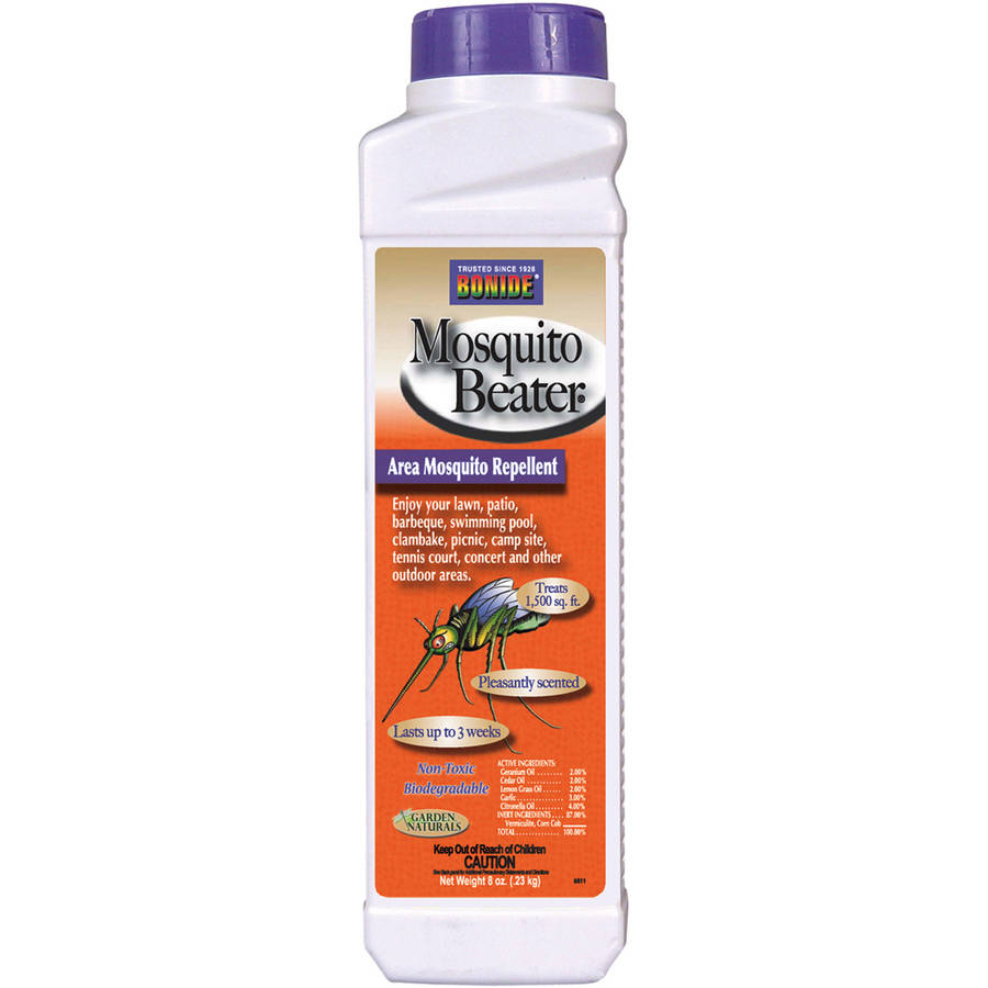 Image of Bonide 5611 8 Oz Mosquito Beater Natural Repellent Granules