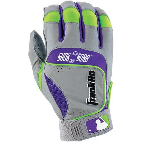 Franklin Sports MLB Shok-Sorb Neo Batting Gloves by Franklin Sports