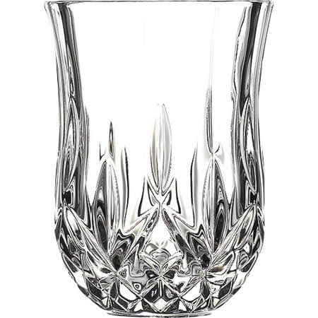 Lorren Home Trends Opera 2 oz. Crystal Shot Glass (Set of 6) - Personalized Shot Glass No Minimum